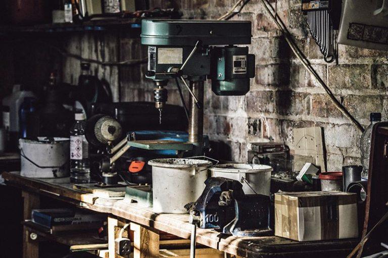 Benchtop-milling-machine