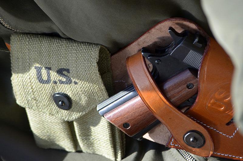 Drop-leg-holster